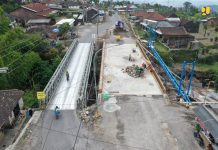Jembatan Lodukuh di Temanggung Dibuka Fungsional Hari Ini, Tingkatkan Ekonomi Dua Kecamatan di Wonosobo – Temanggung