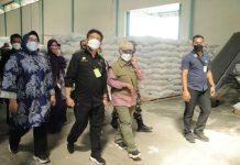 Mentan SYL Pantau Langsung Produksi Padi Kabupaten Sragen