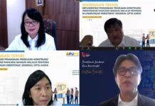 Tingkatkan Inovasi, Kementerian PUPR Gelar Bimtek Skema Pekerjaan Konstruksi Terintegrasi Rancang Bangun