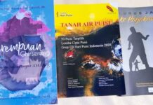 PUISI TEMATIS,  Catatan Nanang R. Supriyatin